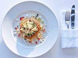 Cuisine savoureuse typique des Cyclades