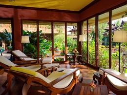 Le spa du 4 étoiles Angkor Village Hotel au Cambodge