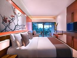 Deluxe Room de l'Angsana Resort à Bintan
