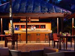 Le bar Pantai Grill de l'Angsana Resort & Spa