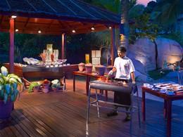 Barbecue à l'hôtel Angsana Resort & Spa