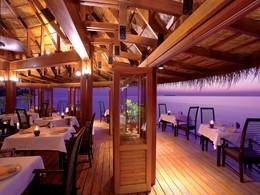 Le restaurant Angsana