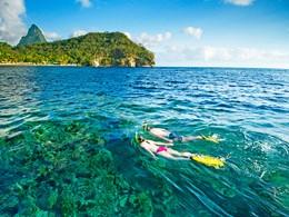Profitez des nombreuses activités nautiques de l'Anse Chastanet