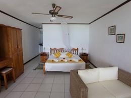 Superior Room de l'hôtel Anse Soleil Beachcomber