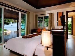 Profitez des chambres décorées avec soin