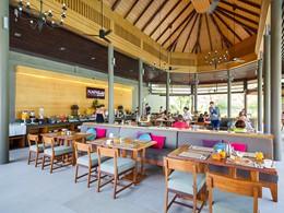 Cuisine fusion au restaurant Napalai