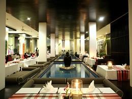 Le restaurant Kinnaree