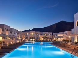 Piscine de l'Aqua Blue Hotel