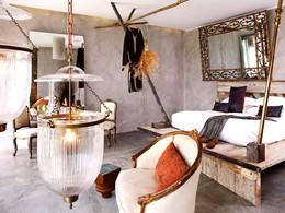 Tree Room de l'hôtel Areias do Seixo à une heure de Lisbonne