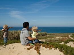Séjour idéal en famille sur la côte lisboète à l'Areias do Seixo