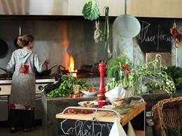 Délicieuses spécialités locales à l'hôtel Areias do Seixo