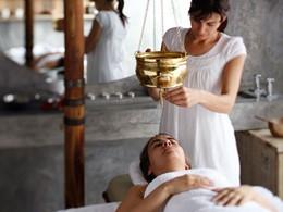 Somptueux soins inspirés par des techniques Ayurvédiques à l'Areias do Seixo