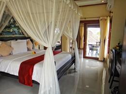 Suite Sea View Bungalow de l'Arya Amed Beach Resort