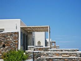 Architecture cycladique traditionnelle