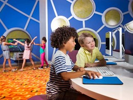 Kids Club de l'hôtel Atlantis The Palm à Dubaï