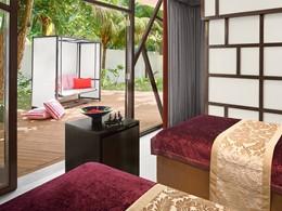 Spa de l'hôtel 4 étoiles Avani aux Seychelles