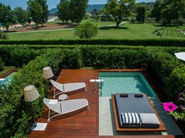 La piscine de la Two Bedroom Residence with Private Pool