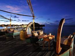 Le restaurant Île de Joie