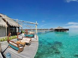 Le cheese & wine bar, Île de Joie aux Maldives