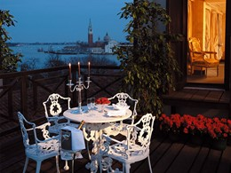 Restaurant Giorgione Terrace