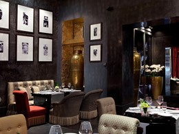 Le restaurant Brunello du Baglioni Hotel Regina