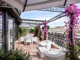 Le Baglioni Hotel Regina est situé sur la célèbre Via Veneto