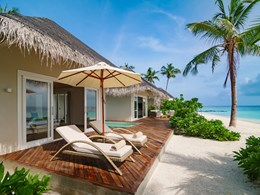 Suite Beach Villa With Pool