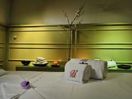 Soins relaxants dans l'espace bien-être