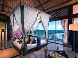 Le spa de l'hôtel 5 étoiles Banyan Tree Bintan