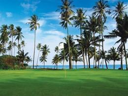 Le Laguna Golf Bintan de l'hôtel Banyan Tree