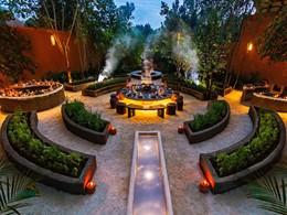 Haab Restaurant de l'hôtel Banyan Tree Mayakoba