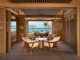 Sands Restaurant de l'hôtel Banyan Tree Mayakoba