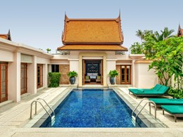 Signature Two bedroom Pool Villa