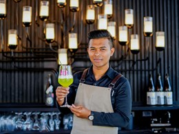 Delicieux cocktails au Lobby Bar