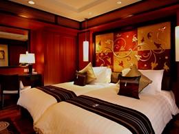 Double Pool Villa Three-bedroom