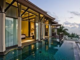 Royal Banyan pool villa de l'hôtel Banyan Tree à Koh Samui