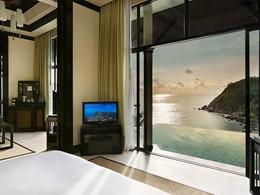 Horizon Hillcrest Pool Villa de l'hôtel Banyan Tree à Koh Samui