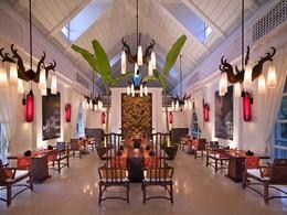 Le restaurant Chez Lamar