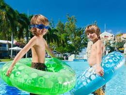 Les enfants donneront libre cours à leur esprit d'aventure à l'hôtel Beaches