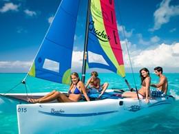 Activité Nautique du Beaches Turks and Caicos aux Caraibes