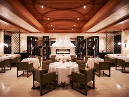Le restaurant Wolfgang Puck de l'hôtel Bel-Air