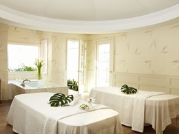 Le spa de l'hôtel 5 étoiles Bel-Air aux Etats Unis