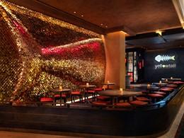 Le restaurant asiatique Yellowtail