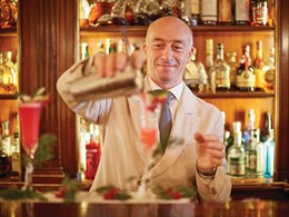 De délicieux cocktails à déguster au bar