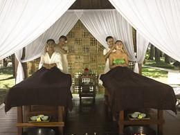 Le spa de l'hôtel 4 étoiles Belmond Jimbaran