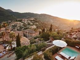 L'un des hôtels les plus intimes de Majorque