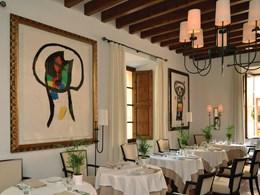 Le restaurant Café Miró
