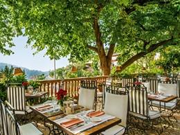 Restaurant Café Miro de l'hôtel Belmond La Residencia