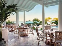 Copieux petit déjeuner au restaurant Corail