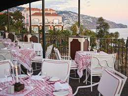 Spécialités italiennes au restaurant Villa Cipriani du Belmond Reid's Palace